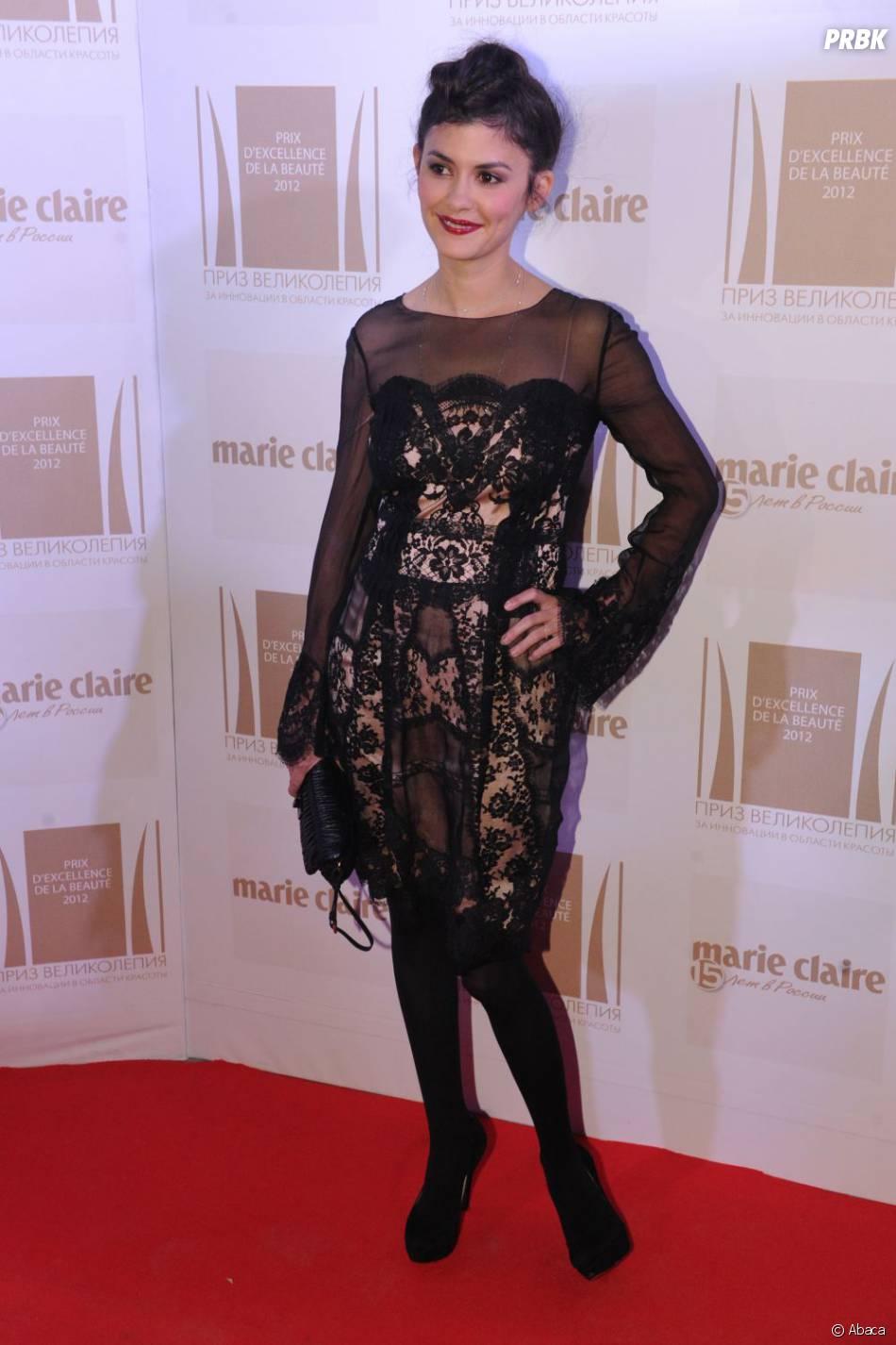 Audrey Tautou sera certainement très glamour au Festival de Cannes 2013