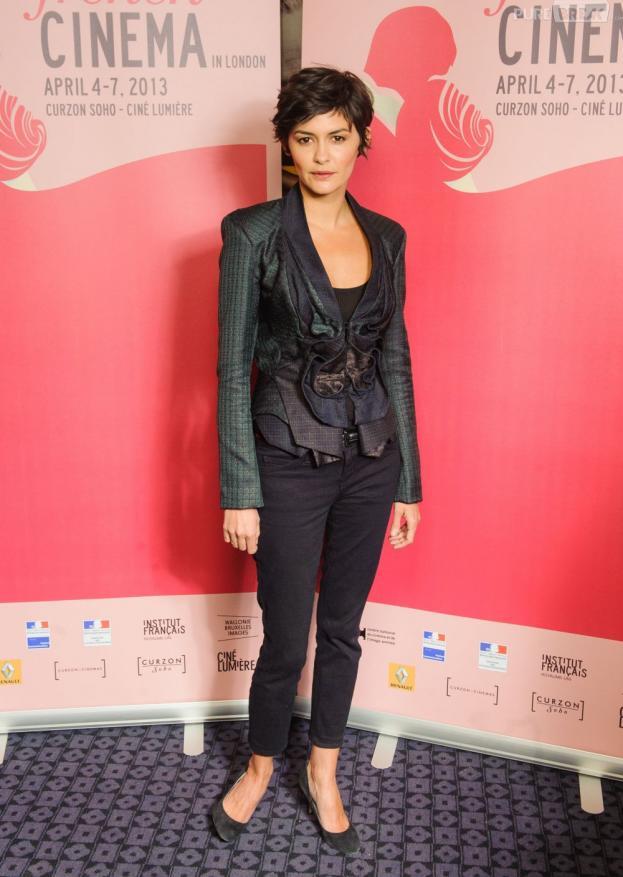 Audrey Tautou maitresse de cérémonie du Festival de Cannes 2013