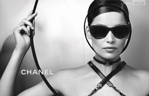 Laetitia Casta, égérie Chanel pour l'été 2013