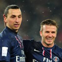 Zlatan Ibrahimovic (PSG) : harcelé à Paris, il bénit l'arrivée de David Beckham