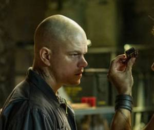 Matt Damon devient chauve