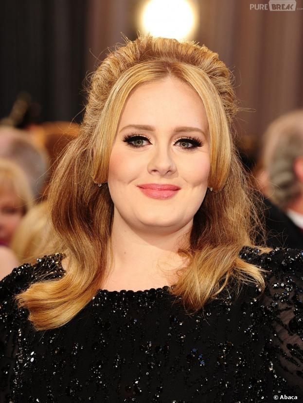 Adele et son Someone Like You, chanson préférée des Anglais pour faire l'amour