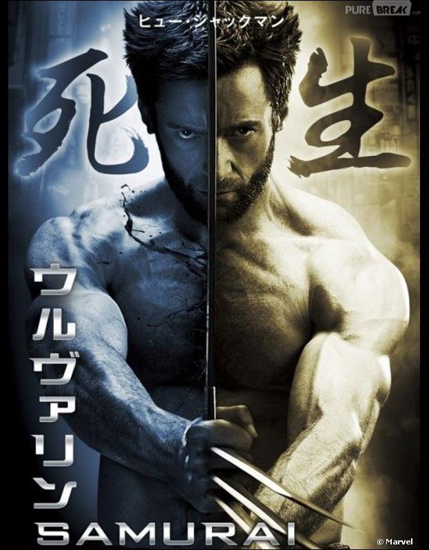 Nouvelle affiche pour The Wolverine
