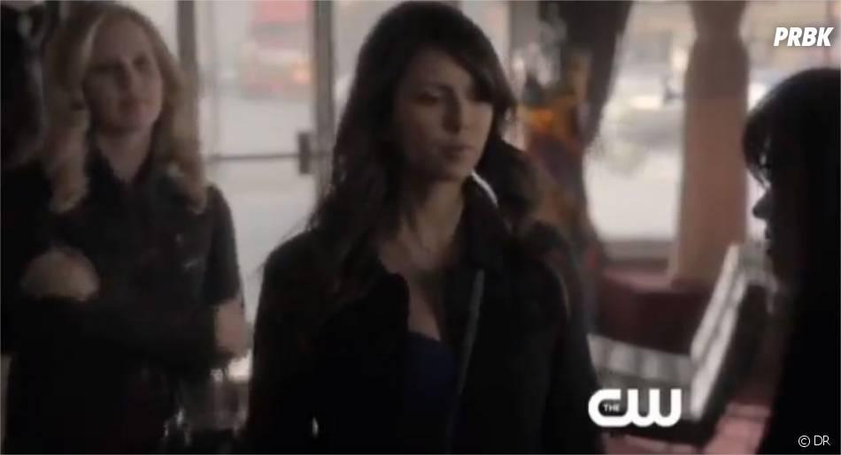 Elena toujours aussi garce dans Vampire Diaries