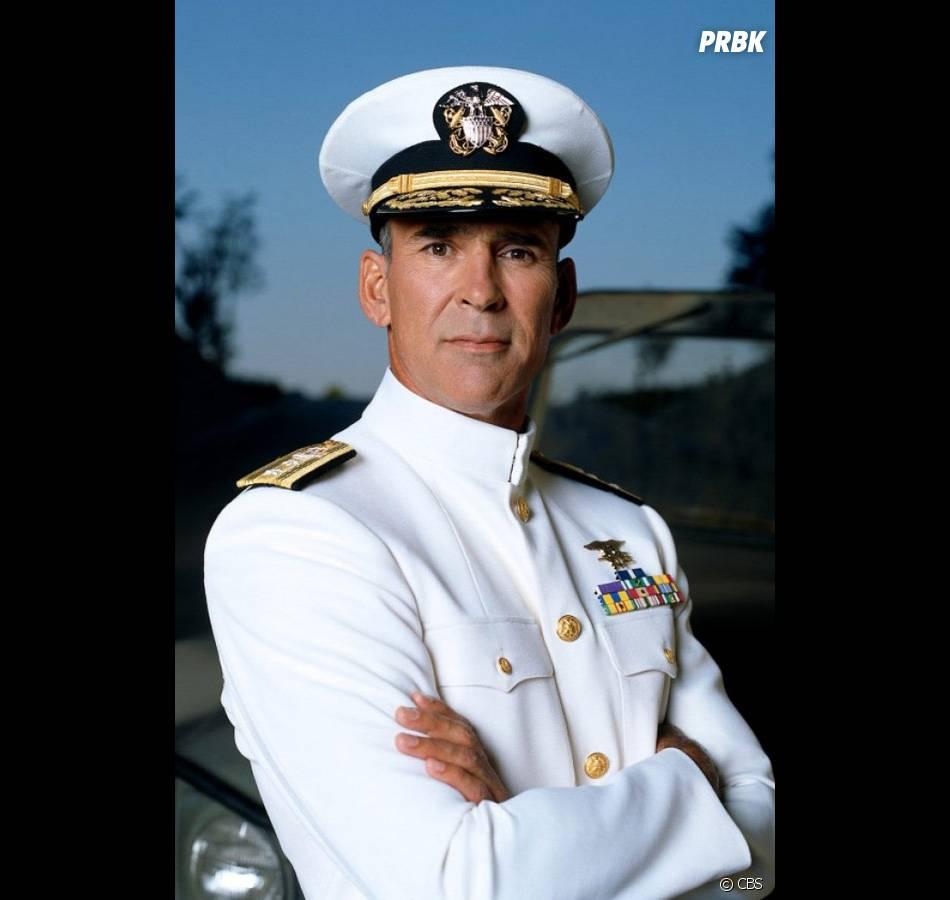 John M. Jackson arrive dans NCIS