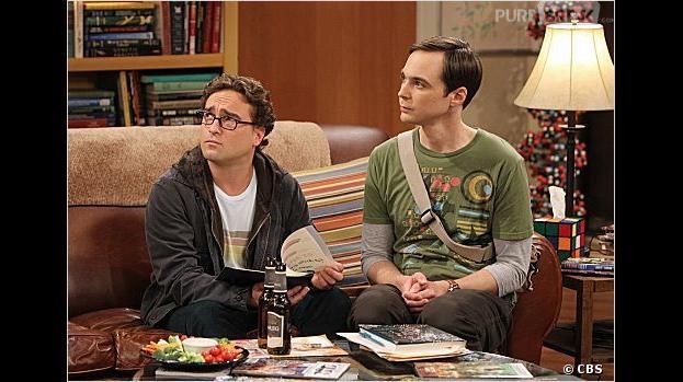 Sheldon et Leonard vont rencontrer leur idole