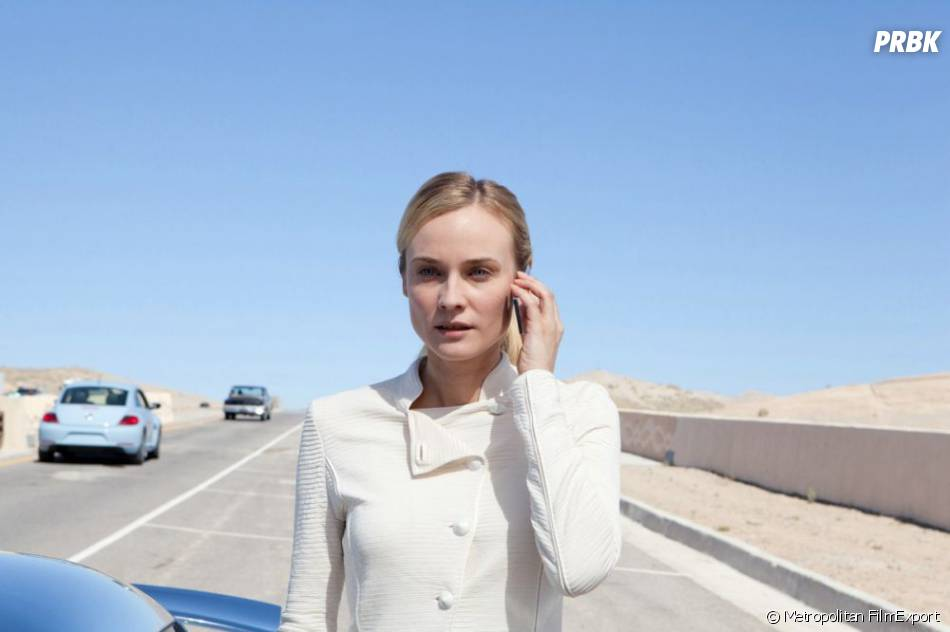 Diane Kruger joue la Traqueuse dans Les Ames Vagabondes