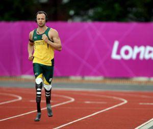 Oscar Pistorius, un des héros des JO 2012