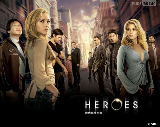 La série Heroes bientôt ressuscitée par MSN ?
