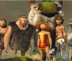 Les Croods 2 en préparation du côté de DreamWorks