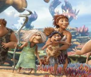 Les films d'animation comme Les Croods n'ont pas fini de rapporter au box-office