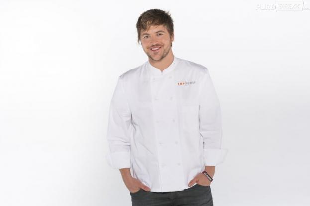Florent Ladeyn, demi finaliste de Top Chef 2013.