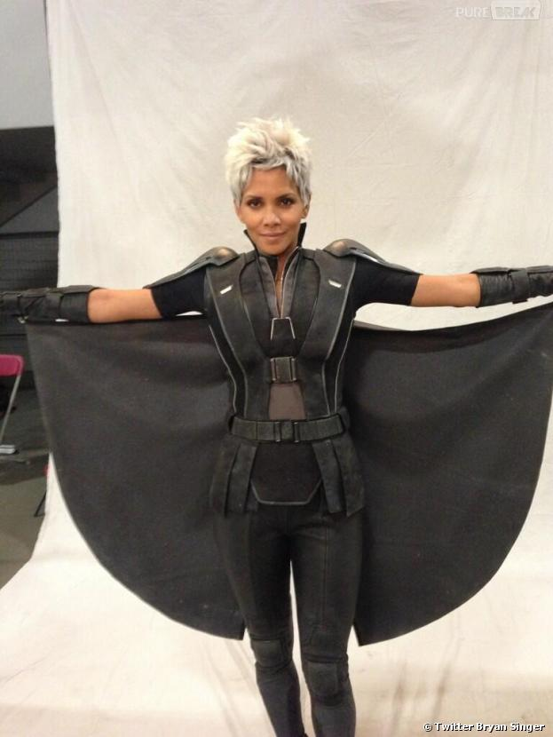 Halle Berry redevient Tornade pour X-Men Days of Future Past