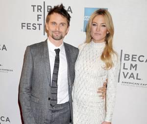 Kate Hudson et Matthew Bellamy ont été très occupés