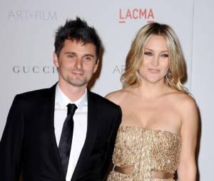 Kate Hudson et Matthew Bellamy prennent leur temps