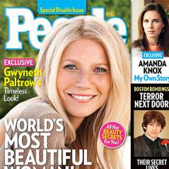 Gwyneth Paltrow : plus belle femme de 2013, même Jennifer Lawrence ne peut pas rivaliser