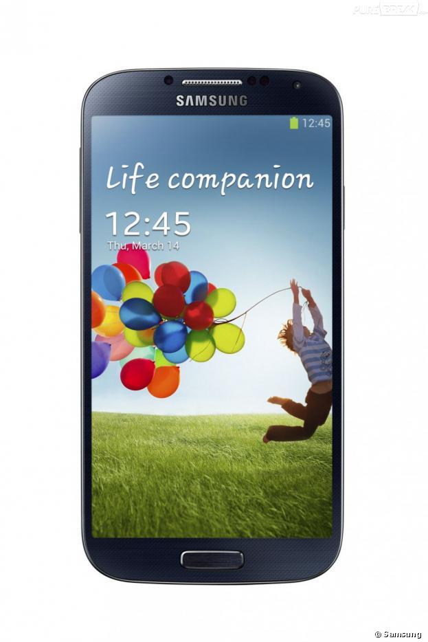 Le Samsung Galaxy S4 bientôt dans les boutiques