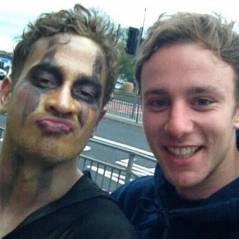 Danny Cipriani, le rugbyman de Kelly Brook, renversé par un bus et hospitalisé d'urgence