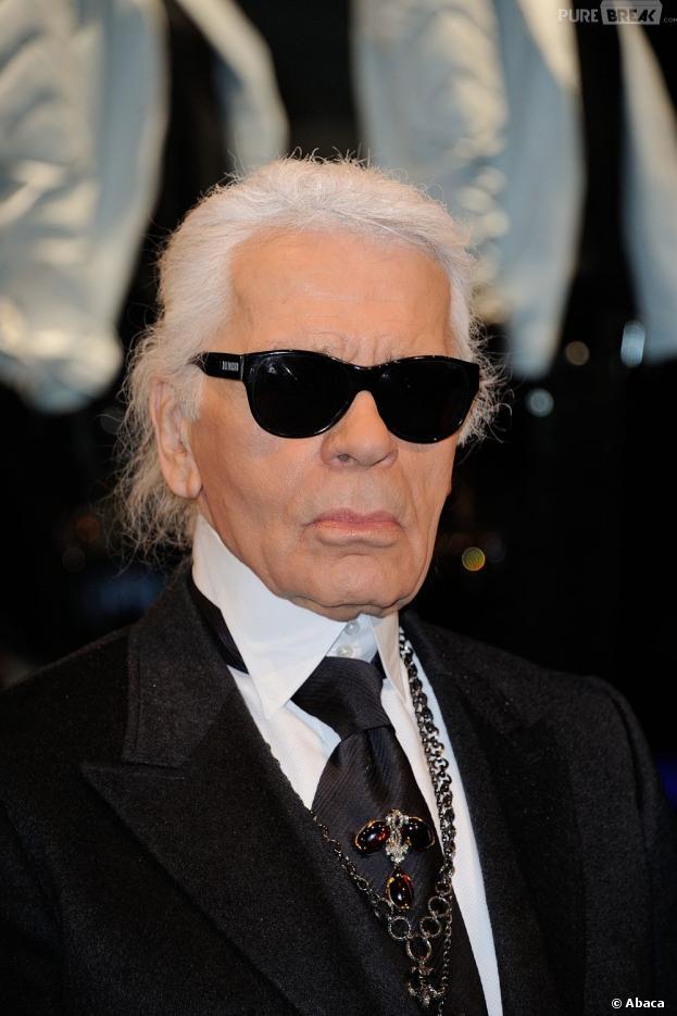 Karl Lagerfeld dévoile son âge