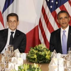 Nicolas Sarkozy, un vrai Père Noël : 41 000 dollars de cadeaux aux Obama