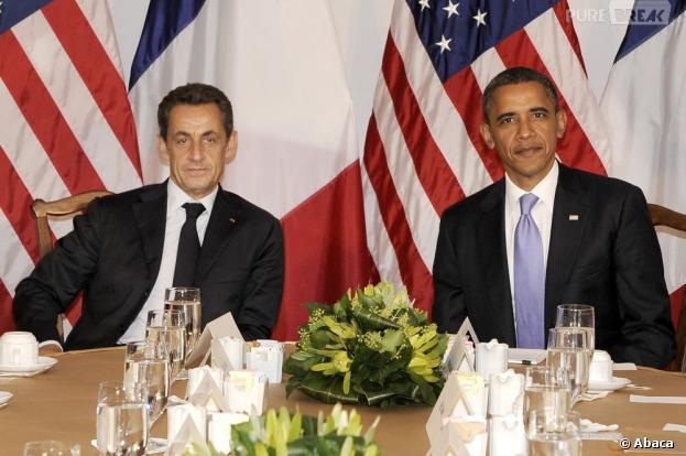Sarkozy a été très généreux avec Obama en 2011
