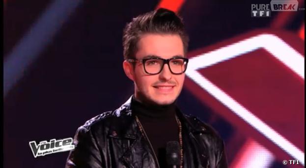 Olympe est un talent dangereux pour Pierre G. dans The Voice 2