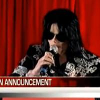 Michael Jackson : ivre à la conférence de presse de This Is It en 2009 ?