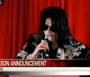 Michael Jackson était-il ivre à la conférence de presse annonçant sa tournée This Is It ?