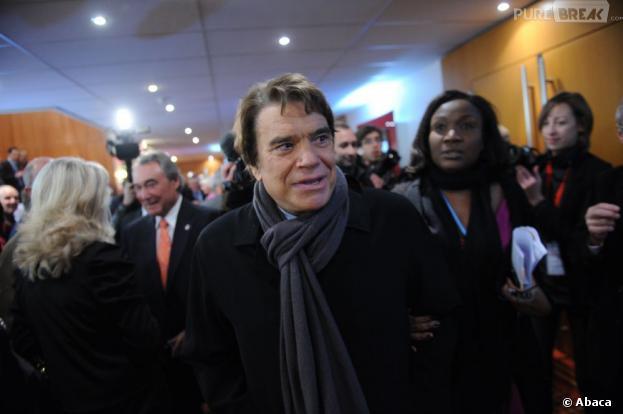 Bernard Tapie prêt à venir en aide au président de la République