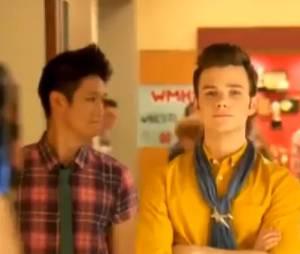 Kurt au coeur d'une intrigue importante dans Glee