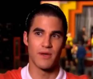 Que va faire le personnage de Darren Criss dans Glee ?