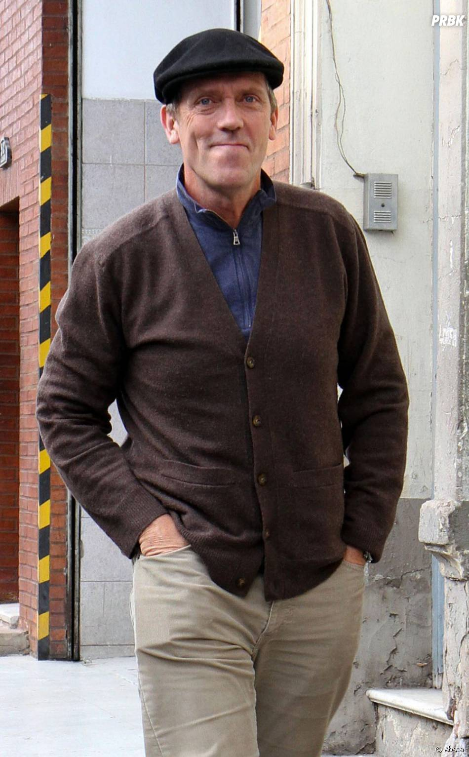 Hugh Laurie, un nouvel homme après l'arrête de la série