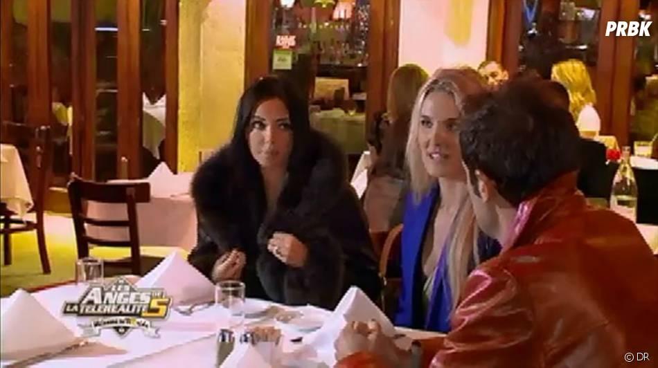 Nabilla et Marie rejoignent Fabrice à Los Angeles dans l'épisode 47 des Anges de la télé-réalité 5