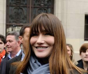 Carla Bruni n'a pas été épargnée après son accouchement