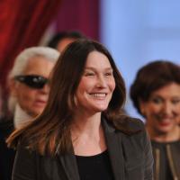 """Carla Buni Sarkozy : après la naissance de Giulia ? """"J'étais juste horrible"""""""