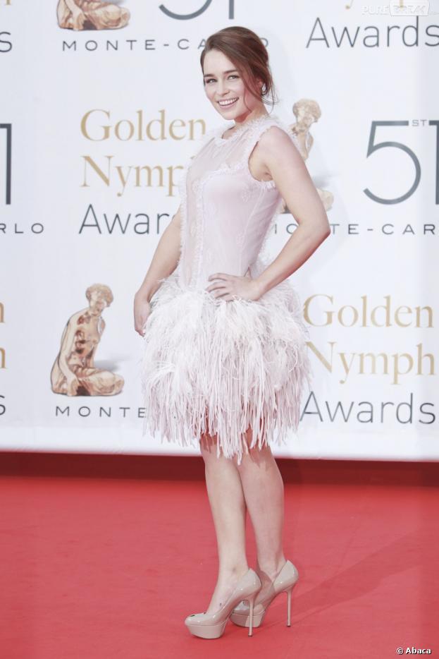 Emilia Clarke débarque au cinéma