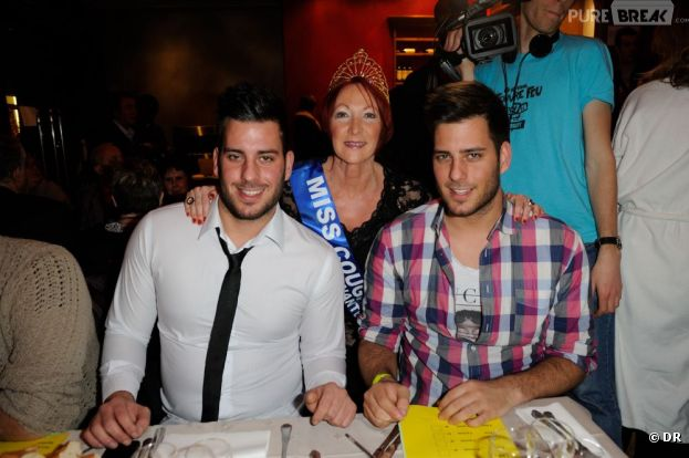 Zelko et Zarko en finale du Big Brother serbe
