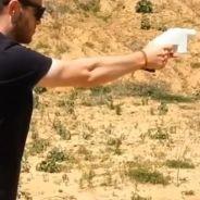 Arme à feu imprimée en 3D : ton pistolet en kit comme chez Ikéa