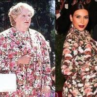 Kim Kardashian : moins sexy que Madame Doubtfire d'après Robin Williams