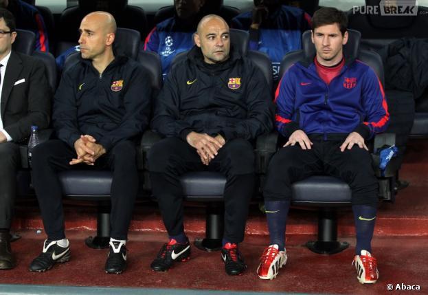 Lionel Messi prêt à voir son film