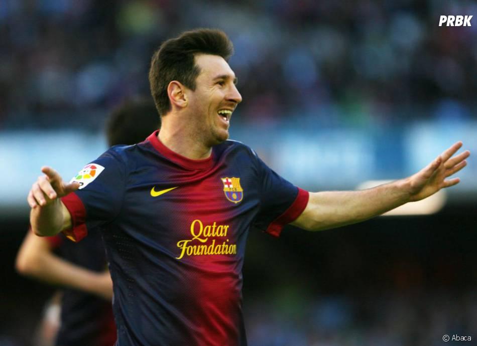 Lionel Messi est heureux d'avoir son propre biopic
