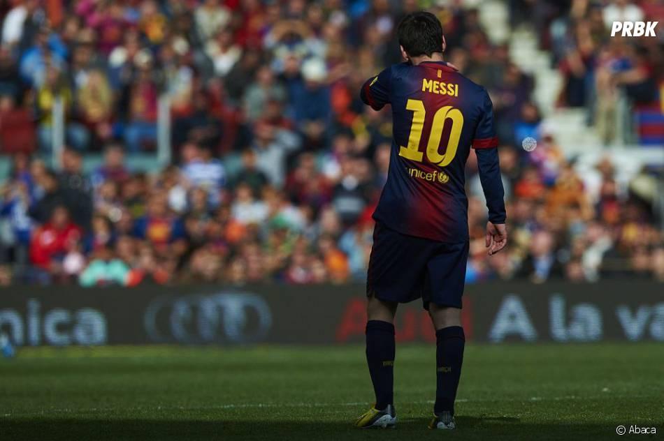 Lionel Messi, bientôt star du cinéma