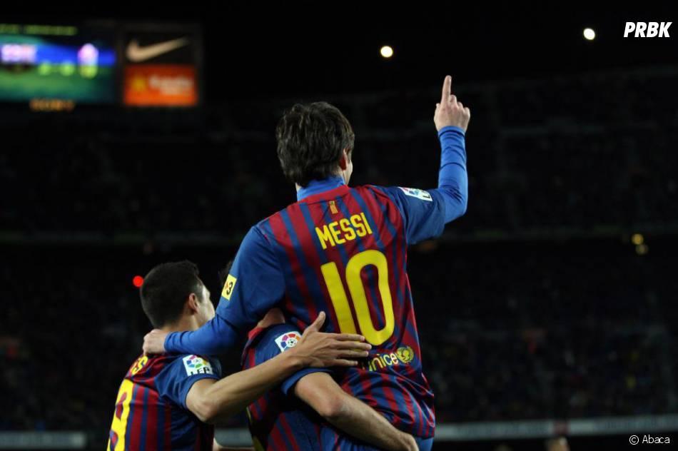 Lionel Messi, au sommet de tout