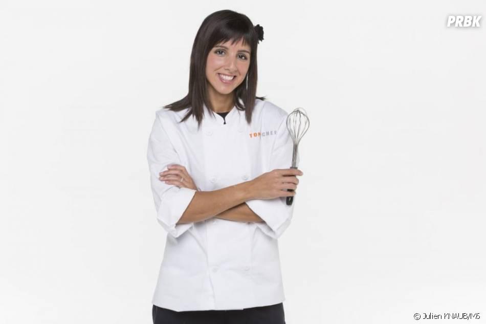 Naoëlle a battu Florent Ladeyn en finale de Top Chef 2013.
