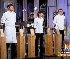 Florent Ladeyn a perdu la finale de Top Chef 2013.