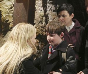 Larmes au rendez-vous pour le final de la saison 2 de Once Upon a Time