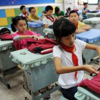 Chine : une fillette tue sa camarade de classe car elle était plus belle qu'elle