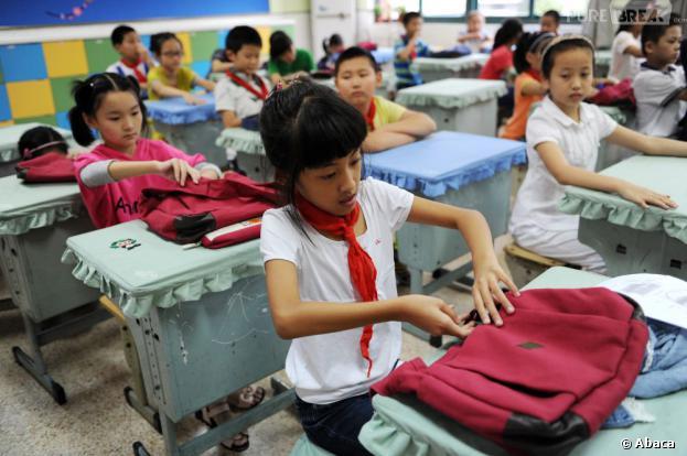 En Chine, une fillette a tué sa camarade de classe par jalousie