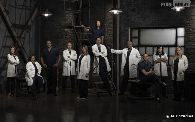 Grey's Anatomy renouvelée pour une saison 10
