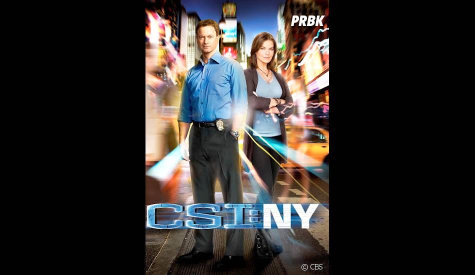 Les Experts Manhattant annulée par CBS